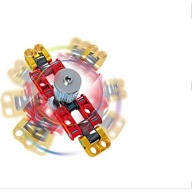 Handkreisel Handspinner Bausteine Spielzeuge Neuartige Ring Spinner ABS Stücke Kinder Geschenk