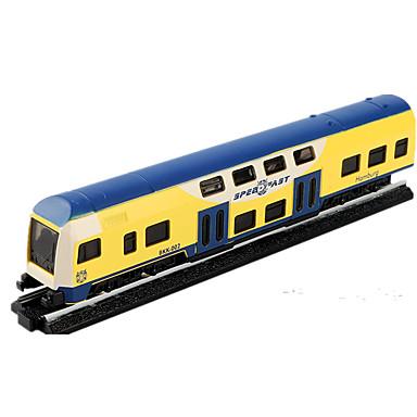 Spielzeug-Autos Aufziehbare Fahrzeuge Züge Bauernhoffahrzeuge Spielzeuge Simulation Schleppe Auto Metalllegierung Eisen Retro Stücke