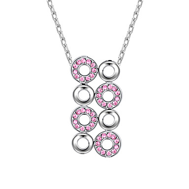 Pentru femei Coliere cu Pandativ Bijuterii Bijuterii Cristal Aliaj Design Unic La modă Euramerican Bijuterii PentruPetrecere Alte
