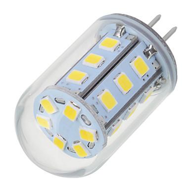 5.5W G4 LED Doppel-Pin Leuchten T 24 LEDs SMD 2835 Warmes Weiß Kühles Weiß 200-300lm 2700-6500