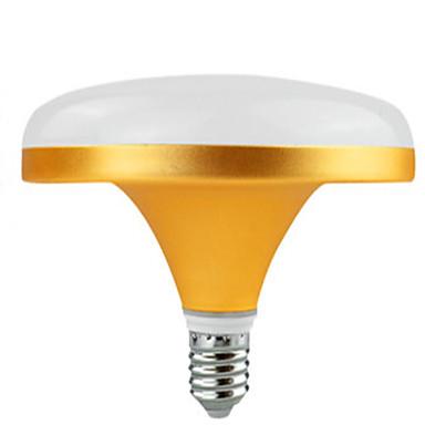 30W 2400 lm E27 LED-bollampen 72 leds SMD 5730 Warm wit Koel wit AC220