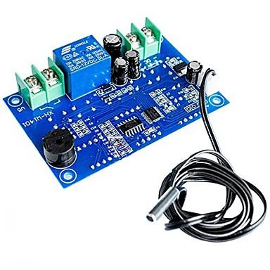 ش-w1401 ذكي الرقمية تحكم في درجة الحرارة العرض