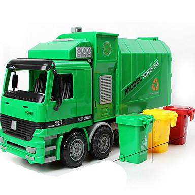 Jucării pentru mașini Jucarii pentru plaja Trage înapoi Car / inerțial auto Motocicletă Camion Vehicul de Construcție Excavator Plajă &