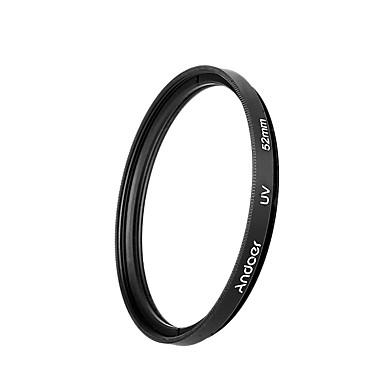 Andoer 52mm uv cpl nd8 kreisförmige filter kit zirkular polarisator filter nd8 neutrale dichte filter mit tasche für nikon canon pentax