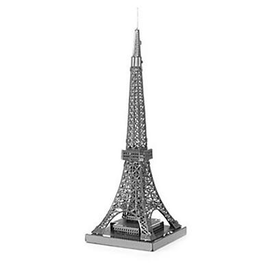3D-puzzels Legpuzzel Metalen puzzels Modelbouwsets Speeltjes Rond 3D DHZ Metaal Aluminium Heren Niet gespecificeerd Stuks