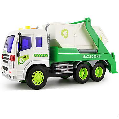 Jucării Educaționale Trage înapoi Car / inerțial auto Jucării pentru mașini Jucarii Motocicletă Vehicul de Construcție Excavator Jucarii