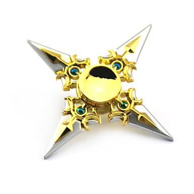 Fidget Spinner Inspiriert von Wacht Annie Anime Cosplay Accessoires Zinklegierung