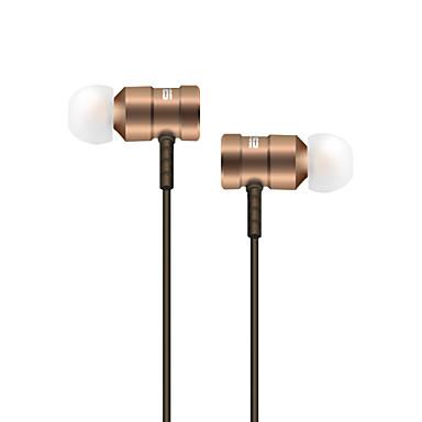 Sades sa609 3,5 mm oortelefoon met mic een tarwegoorstekkers spelkoptelefoon