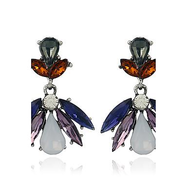Dames Druppel oorbellen Meetkundig Kostuum juwelen Legering Geometrische vorm Sieraden Voor Dagelijks gebruik Causaal Toneel