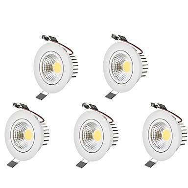6W 1 LED-uri Decorativ LED Tavan Alb Cald Alb Rece AC85-265