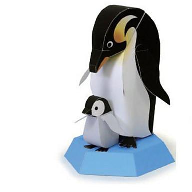 3D - Puzzle Papiermodel Modellbausätze Papiermodelle Spielzeuge Kreisförmig Quadratisch Bär 3D Heimwerken Unisex Stücke
