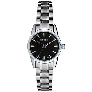 Dames Modieus horloge Kwarts Waterbestendig Legering Band Zilver