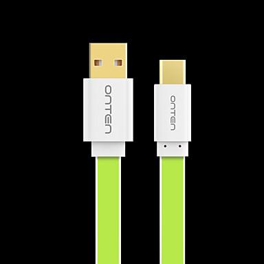 USB 3.1 Type C Kabel, USB 3.1 Type C to USB 3.1 Kabel Mannelijk - Mannelijk 2.0m (6.5ft)