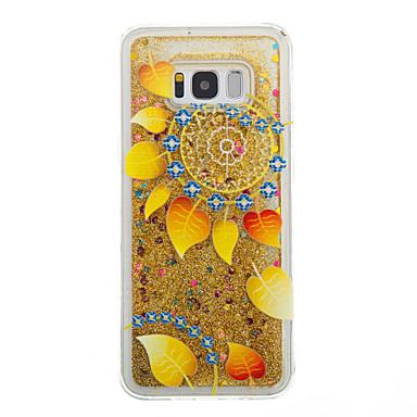 غطاء من أجل Samsung Galaxy S8 Plus S8 سائل متدفق غطاء خلفي زهور ناعم TPU إلى S8 S8 Plus S7 edge S7 S6 edge S6 S5