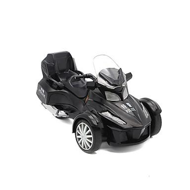 Speelgoedauto's Speelgoedmotoren Strand Speelgoed Terugtrekvoertuigen Motorfietsen Politieauto Strand & Zandspeelgoed Moto Unisex