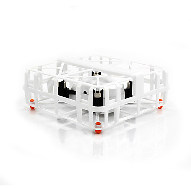 Dronă M77 4 Canal - Iluminat LED Quadcopter RC Cablu USB Lame