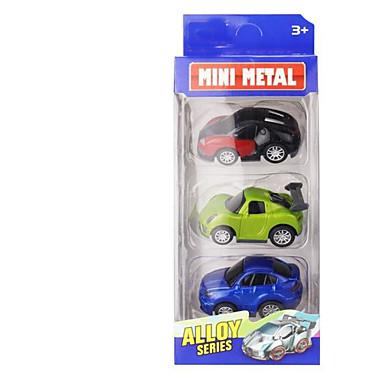 Jucării pentru mașini Seturi de joc pentru vehicule Jucarii Motocicletă Vehicul de Construcție Mașini de Poliție Jucarii Dreptunghiular