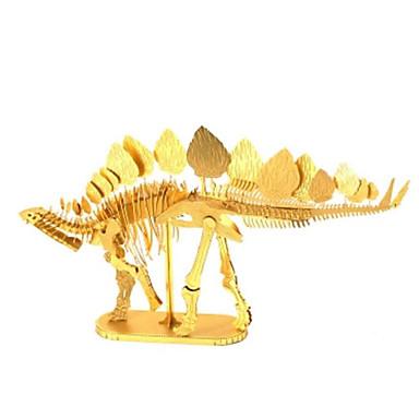 Puzzle 3D Puzzle Puzzle Metal Μοντέλα και κιτ δόμησης Jucarii Animal 3D Reparații Alamă Aliaj Metalic Crom Ne Specificat Bucăți