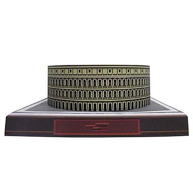 3D-puzzels Bouwplaat Speeltjes Vierkant Beroemd gebouw Paard Architectuur DHZ Hard Kaart Paper Niet gespecificeerd Stuks