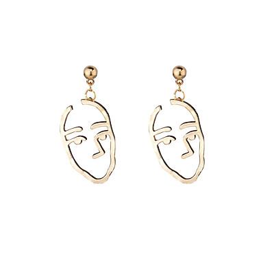 Damen Ohrringe baumeln Modisch individualisiert Euramerican Schmuck mit Aussage Schmuck Für Alltagskleidung
