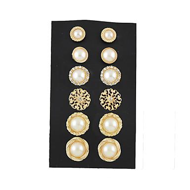 Dames Oorknopjes Standaard Legering Sieraden Causaal Kostuum juwelen