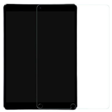 Proteggi Schermo Apple per iPad 9.7 (2017) Vetro temperato 1 pezzo Proteggi-schermo frontale Anti-impronte Ultra sottile A prova di