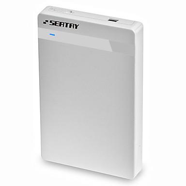 Seatay hds2130-w abs 2,5 inch usb3.0 sata externer kasten weiß werkzeuglose installation