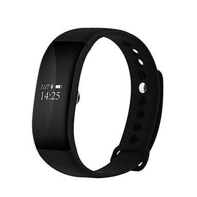 Damen Smart Uhr digital Silikon Band Schwarz Weiß Blau