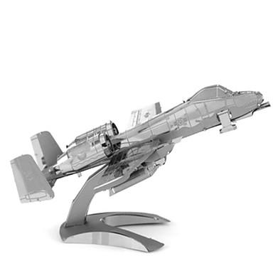 Jucării pentru mașini Puzzle 3D Puzzle Metal Camion Vehicul de Construcție Încăcătoare Compacte pe Șenile Jucarii Aeronavă Camion 3D