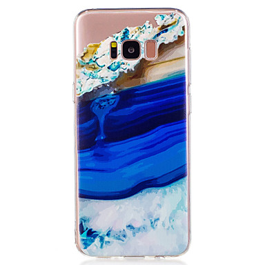 غطاء من أجل Samsung Galaxy S8 Plus S8 نموذج غطاء خلفي حجر كريم ناعم TPU إلى S8 Plus S8 S7 edge S7 S6 edge S6