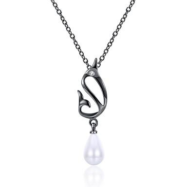 Pentru femei Lux Boem Hipoalergenic Zirconiu Cubic Imitație de Perle Imitație de Perle Zirconiu Argilă Coliere Choker Coliere cu Pandativ