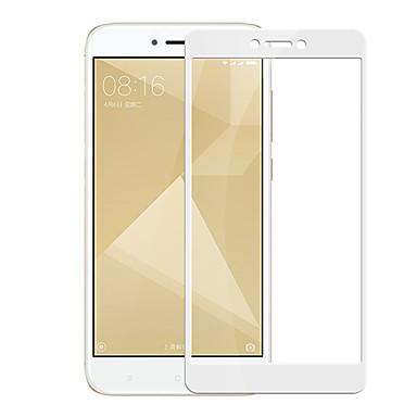 Gehard Glas High-Definition (HD) 9H-hardheid 2.5D gebogen rand Explosieveilige Krasbestendig Volledige behuizing screenprotector Xiaomi