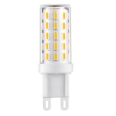 3W G9 LED Doppel-Pin Leuchten T 54 LEDs SMD 4014 Dekorativ Warmes Weiß Natürliches Weiß Weiß 360-390lm 2800-6500
