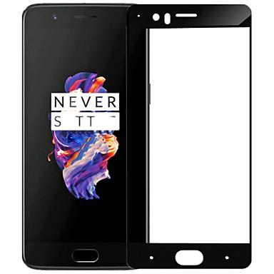 زجاج مقسي (HD) دقة عالية 9Hقسوة انفجار برهان مقاومة الحك حامي كامل للجسم OnePlus