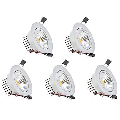 3W 1 LED-uri Intensitate Luminoasă Reglabilă LED Tavan Alb Cald / Alb Rece 110-220V Garaj / Parcare / Depozit / Debara / Hol / Scări
