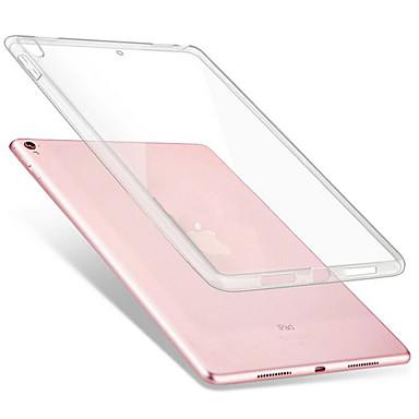 Кейс для Назначение Apple iPad Mini 4 iPad Mini 3/2/1 iPad 4/3/2 iPad Air 2 iPad Air Защита от удара Прозрачный Чехол Сплошной цвет Мягкий