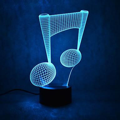 1set Nächtliche Beleuchtung / LED-Nachtlicht / USB-Lichter USB LED