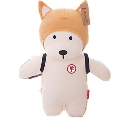 Plüschtiere Puppen Kissen Spielzeuge Hunde Schwamm Unisex Stücke