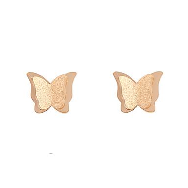 Pentru femei Cercei Stud Bijuterii Design Unic Design Animal Geometric Durabil Cute Stil Confecționat Manual Gotic Bijuterii Statement