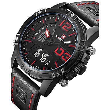 Bărbați Ceas La Modă Ceas de Mână Ceas Brățară Ceas Casual Ceas digital Ceas Sport Ceas Militar Ceas Elegant Japoneză Quartz Piloane de