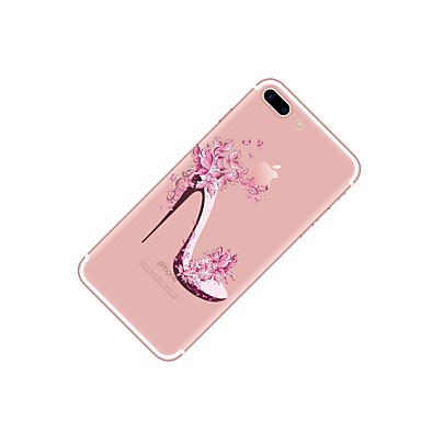 iPhone retro 8 Plus TPU iPhone disegno 8 Plus Per iPhone Transparente X Morbido per iPhone 8 05987819 Sexy iPhone Fantasia X Custodia iPhone Per Apple 8 XBaEEO