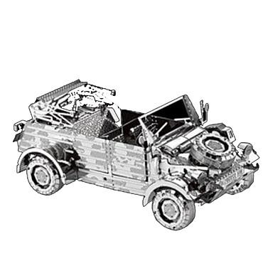 Spielzeug-Autos 3D - Puzzle Holzpuzzle Metallpuzzle Züge Spielzeuge Schleppe LKW 3D Heimwerken Edelstahl Chrom Metal keine Angaben Stücke
