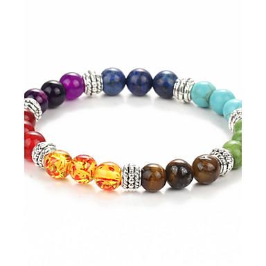 69fea4f6425e5 cheap Bracelets-Women  039 s Beads Chakra Chain Bracelet Bead Bracelet  Ladies Vintage