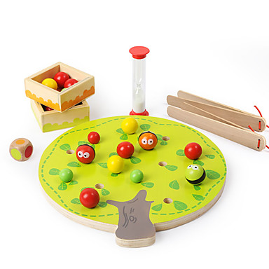 Montessori Lehrmittel Bausteine Bildungsspielsachen Spielzeuge Bildung Hölzern Kind Jungen Stücke
