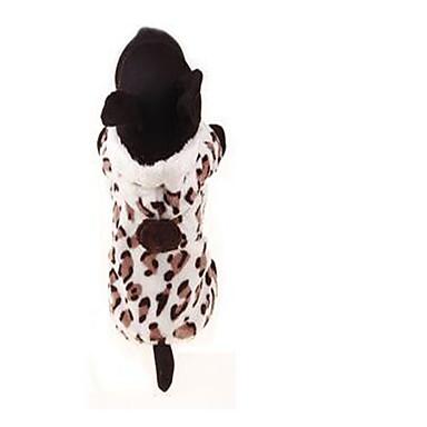Hund Mäntel Hundekleidung Lässig/Alltäglich Geometrisch Leopard