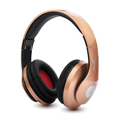 soyto BT-kdk56 لاسلكي Headphones بلاستيك الهاتف المحمول سماعة مع التحكم في مستوى الصوت / مع ميكريفون / عزل الضوضاء سماعة