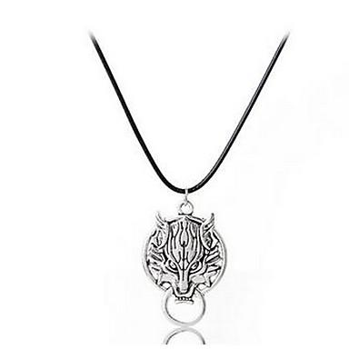 للمرأة قلائد الحلي مجوهرات سبيكة أساسي موضة مجوهرات من أجل عيد ميلاد يوميا فضفاض