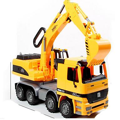 Speelgoedauto's Strand & Zandspeelgoed Strand Speelgoed Speeltjes Terugtrekauto/Inertie-auto Motorfietsen Truck Constructievoertuig