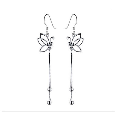 Damen Tropfen-Ohrringe Quaste Euramerican Modisch Aleación Schmetterling Schmuck Alltag Normal Modeschmuck