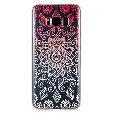 [$3.99] Case For Samsung Galaxy S8 Plus S8 Pattern Back Cover Geometric Pattern Soft TPU for S8 Plus S8 S7